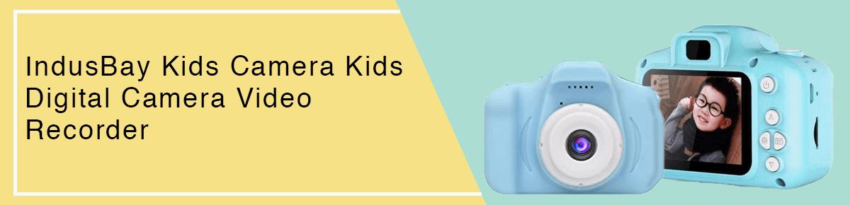 Kids Camera Kids Digital Camera Video Recorder