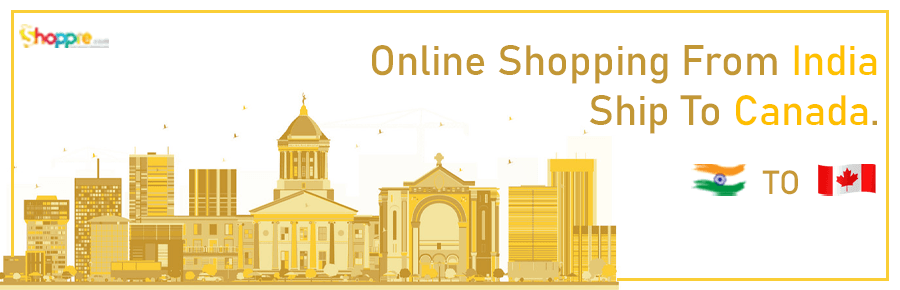 Online shopping India to Canada