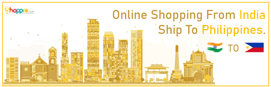 Online shopping India to Philippines