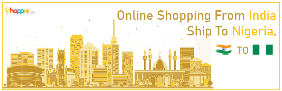 Online shopping India to Nigeria