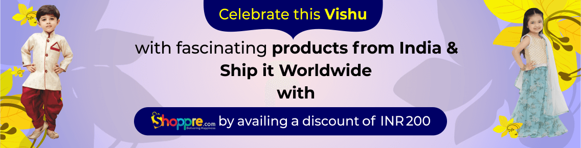 celebrate vishu india