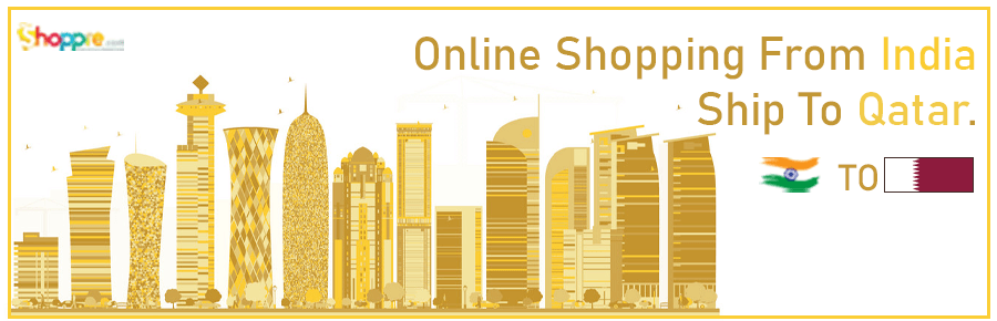 Online shopping India to Qatar