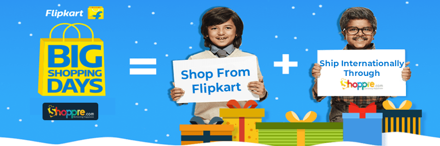 Flipkart Shopping ShoppRe India