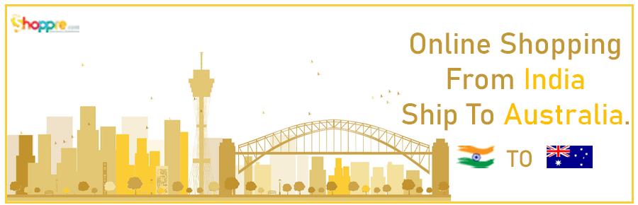 Online shopping India to Australia