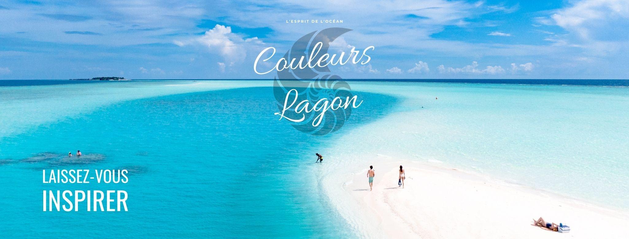COULEURS LAGON - L'Esprit de l'Océan
