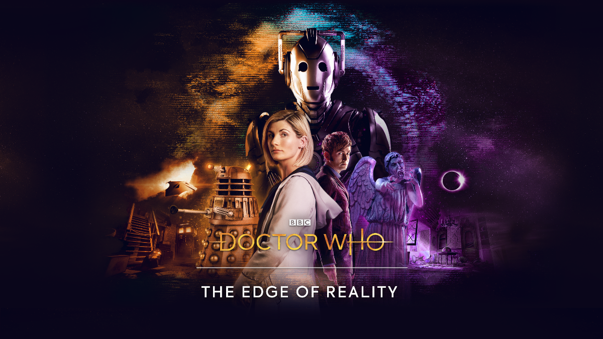 Doctor Who the edge of reality gameplay trailer
