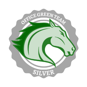 Seal for Silver Office Green Team members
