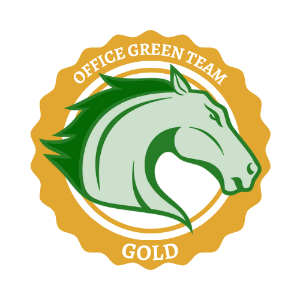 Seal for Gold Office Green Team members