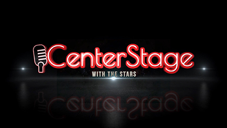 Center Stage With The Stars