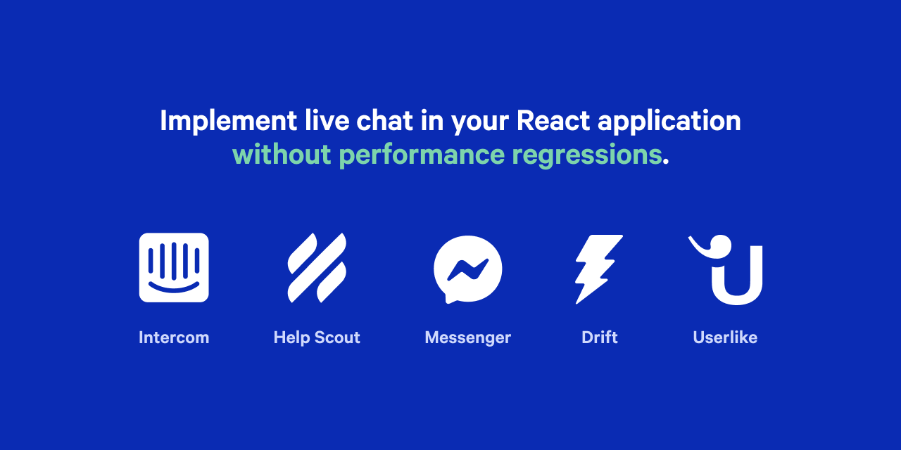 React Live Chat Loader