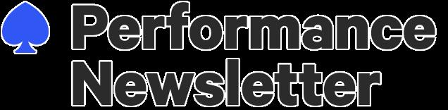 Performance Newsletter