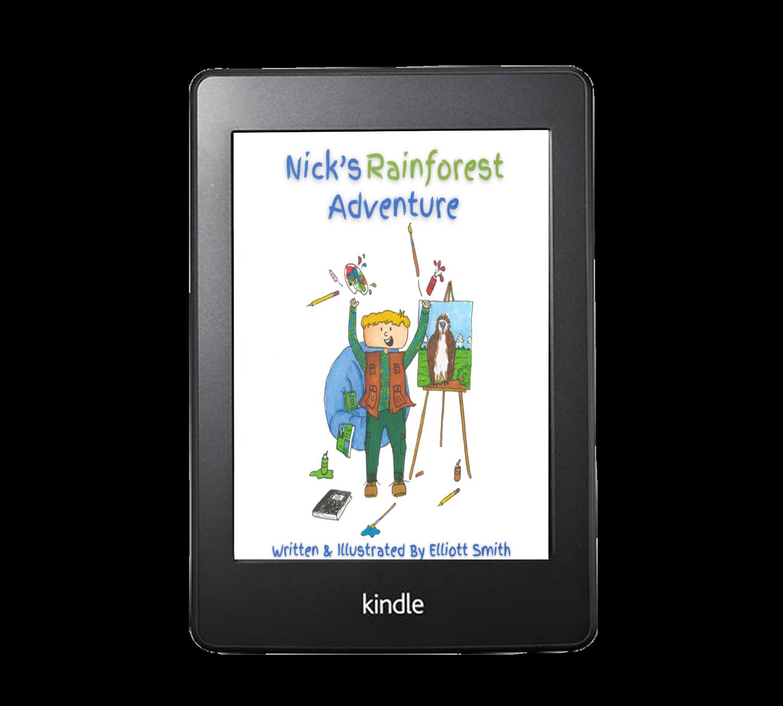 Nicks Rainforest Adventure Nick's Adventures