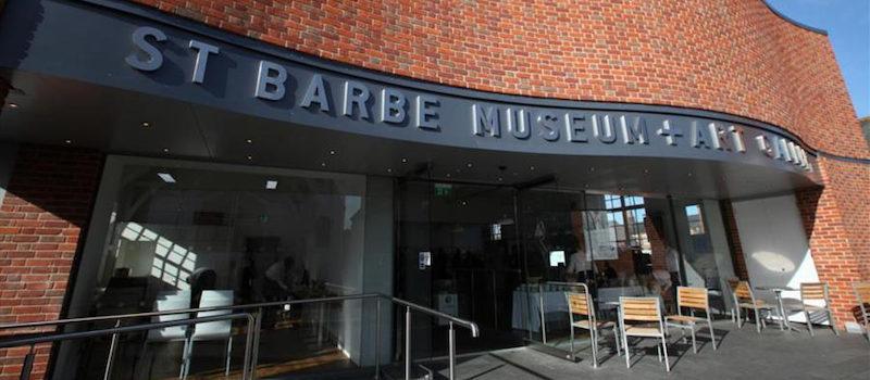 St Barbe Museum and Art Gallery Lymington