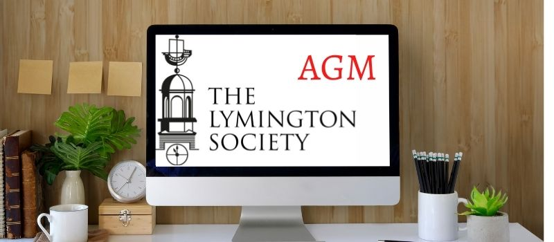 Lymington Society AGM online