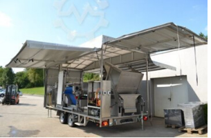 Voran Mobile Fruit Press