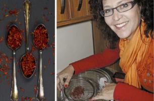 Saffron Farming Success