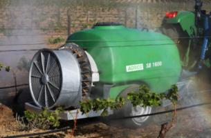 AGRICO Blower Sprayers