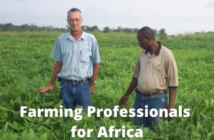 Expert Farmers for AFRICA!