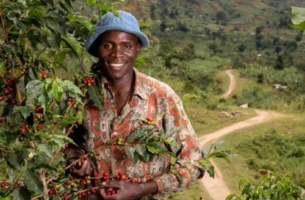 Coffee changing lives