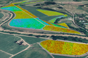 SatAgro Crop Monitoring Service