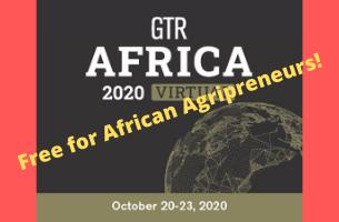 GTR Africa 2020 ONLINE Event