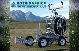 ROTRIX Travelling Irrigator