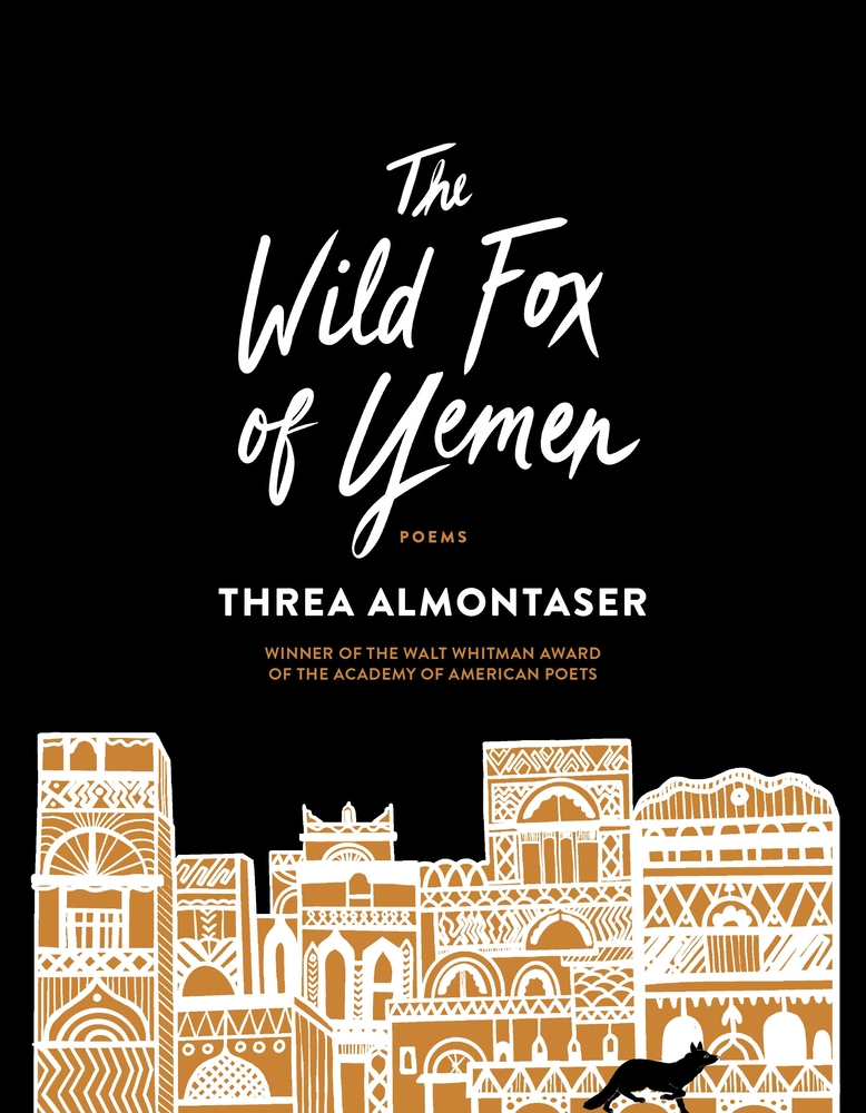 The Wild Fox of Yemen by Threa Almontaser cover