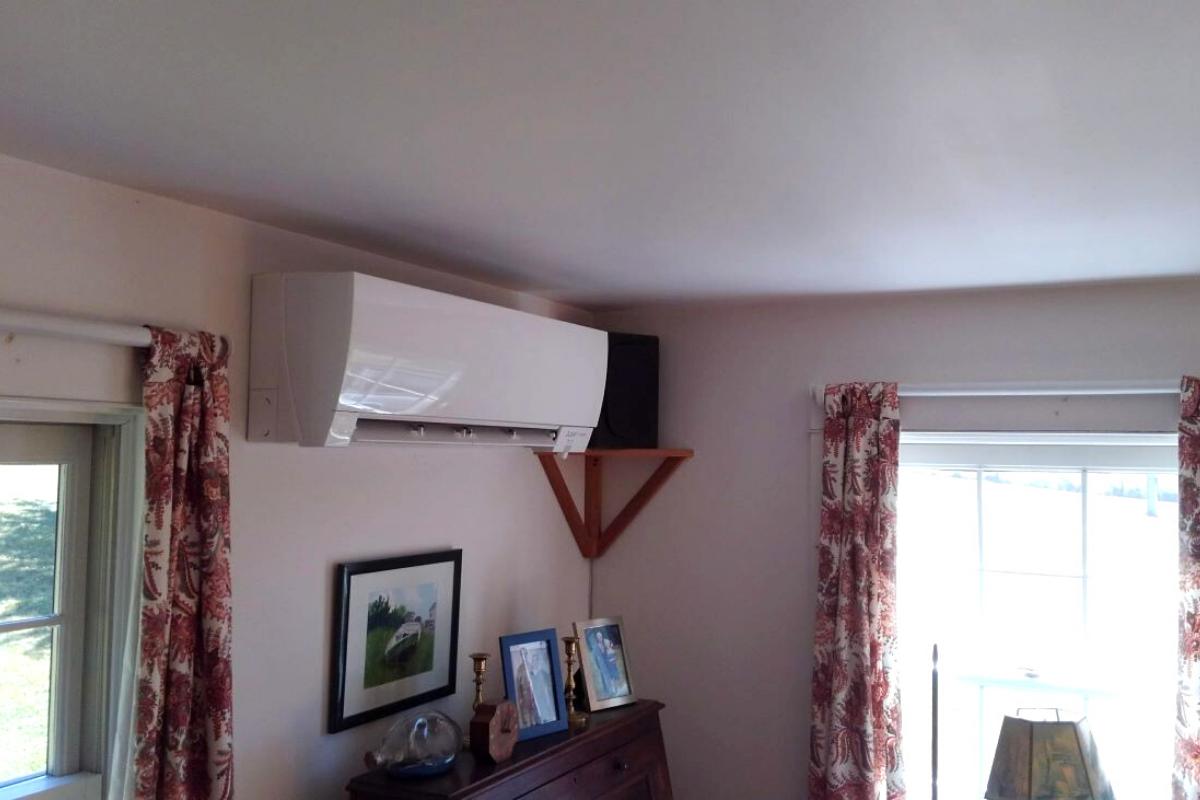 Indoor heat pump unit