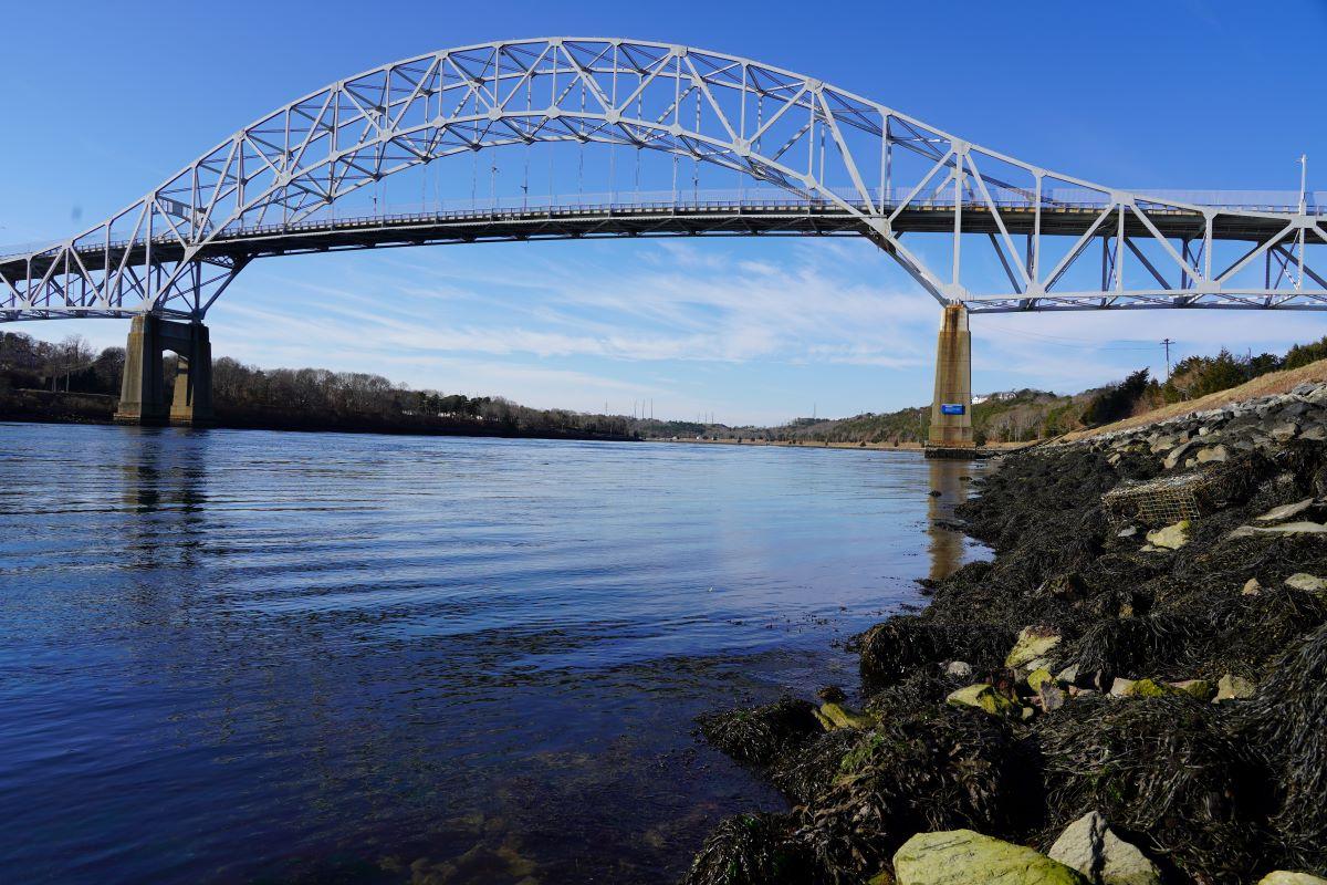 The Sagamore Bridge
