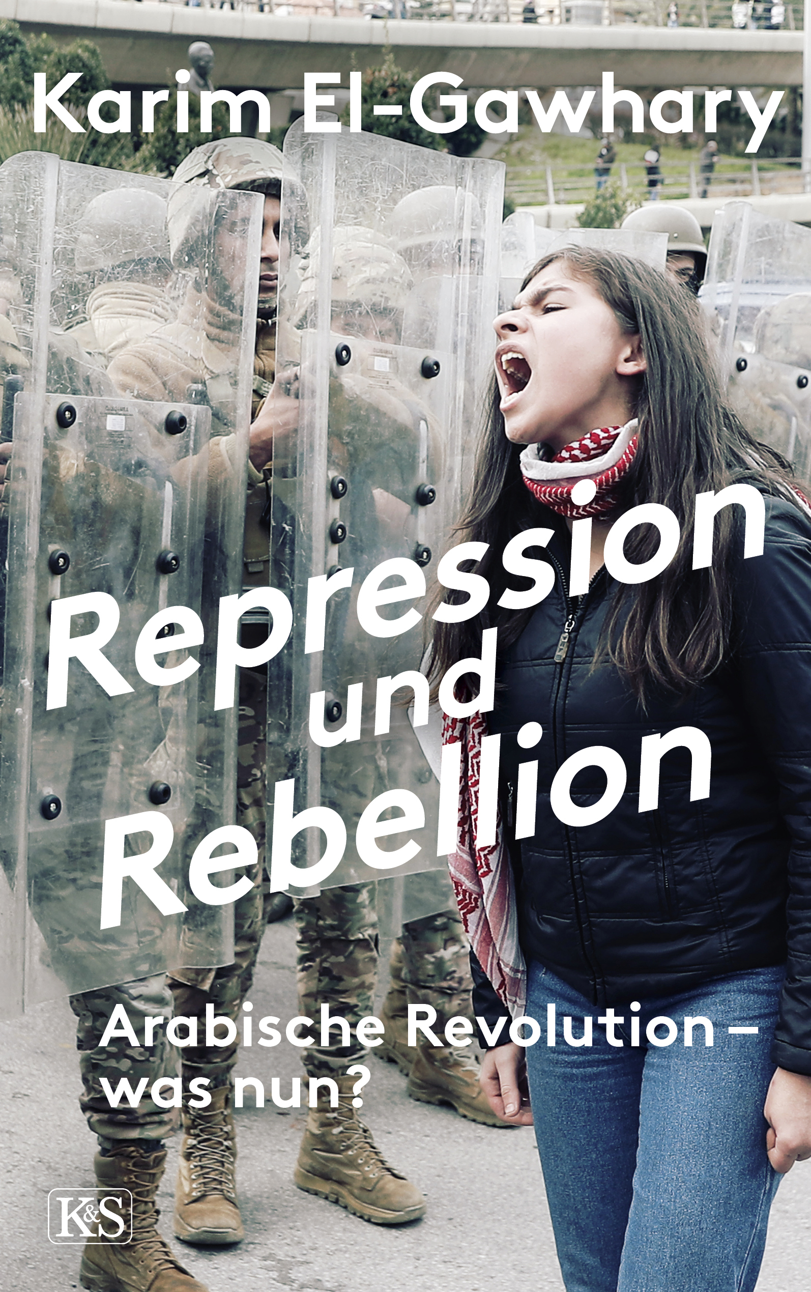 Buchcover Repression und Rebellion