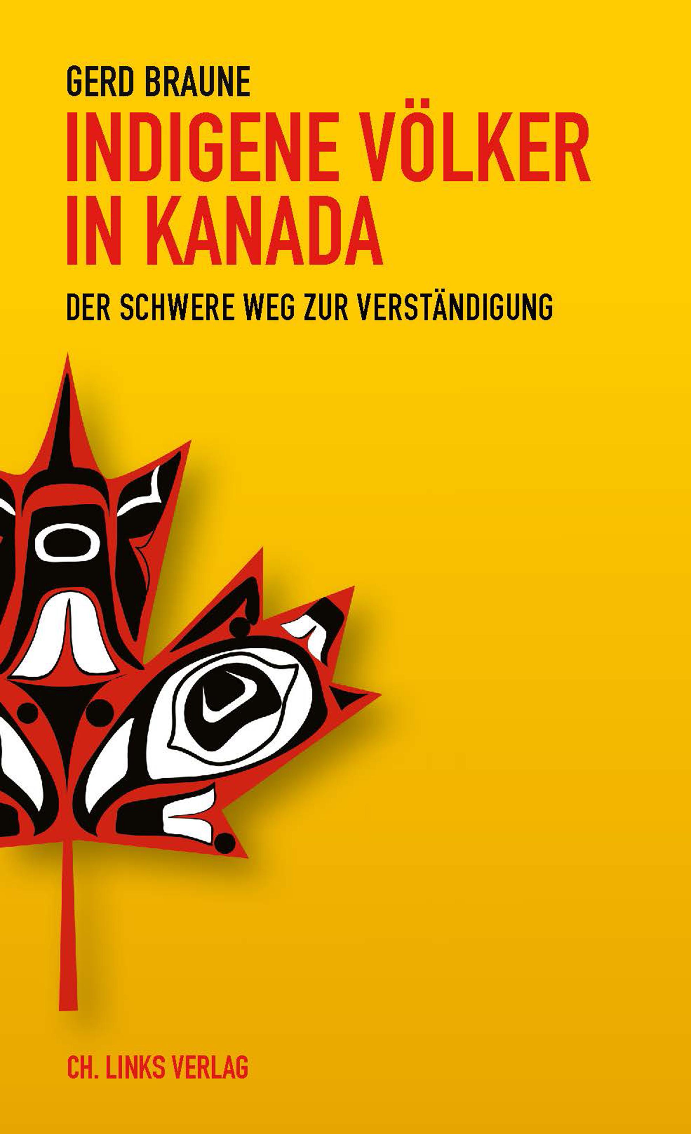 Buch Indigene Voelker in Kanada