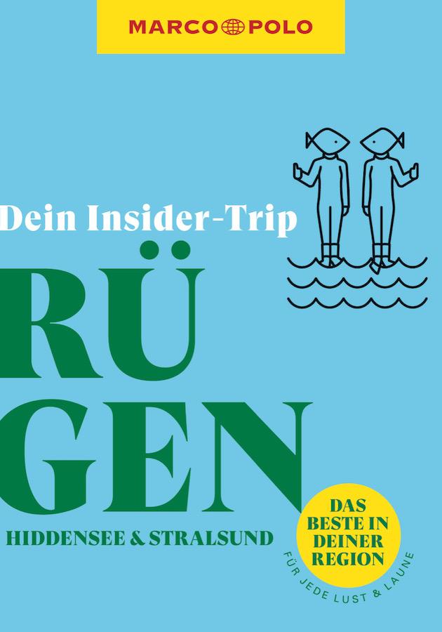 Cover Reiseführer Rügen