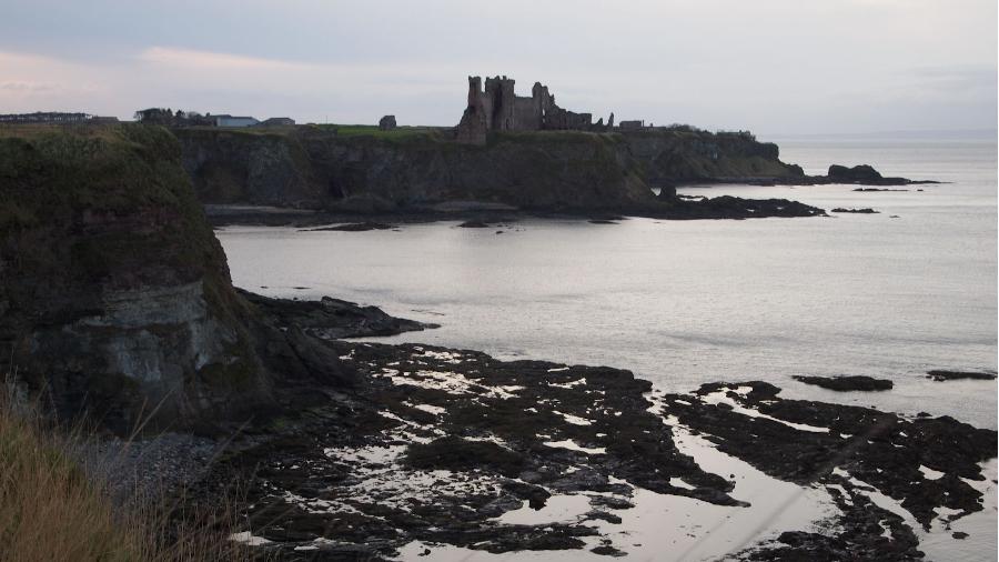 schottische Küste