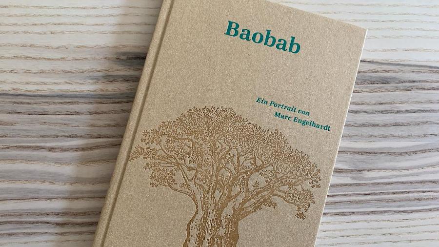 Buchcover Baobab