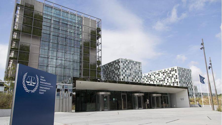 ICC-Gebäude in Den Haag