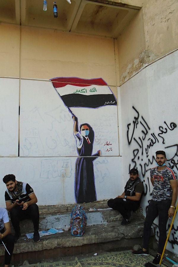 Tahrirplatz Bagdad