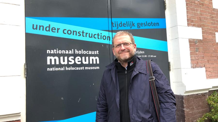 Schriftsteller Geert Mak