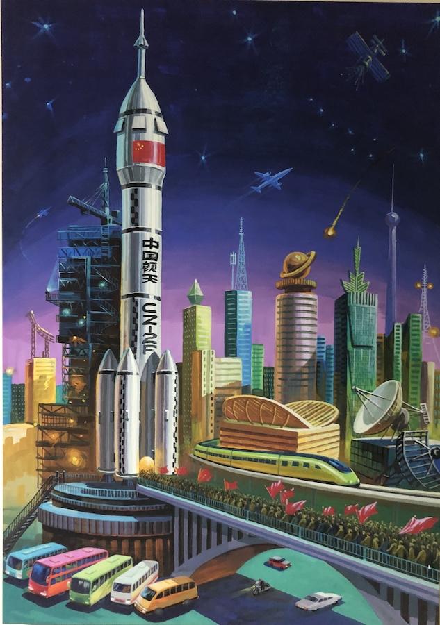 Kunst aus Nordkorea