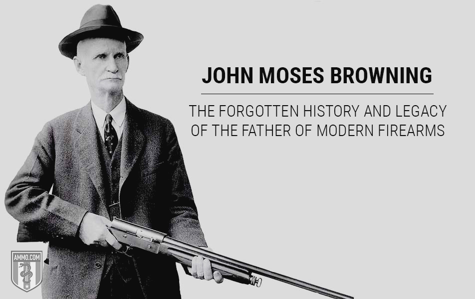 who is john moses browning