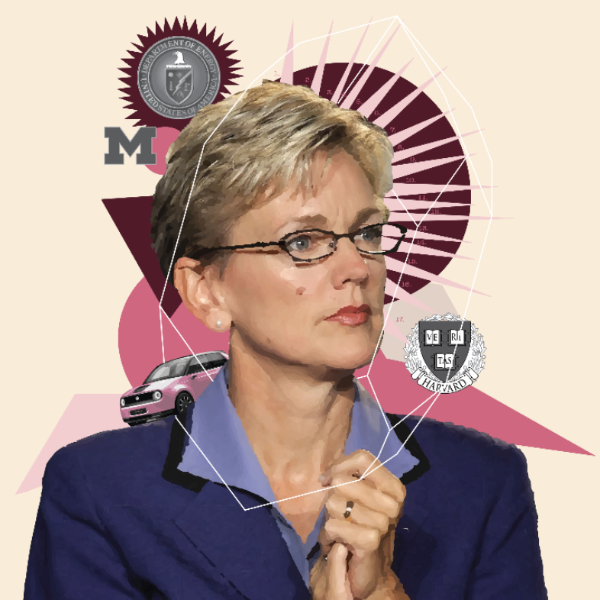 "Table for 12, Please: Energy Secretary Jennifer Granholm Is ""Impatient For Results"""