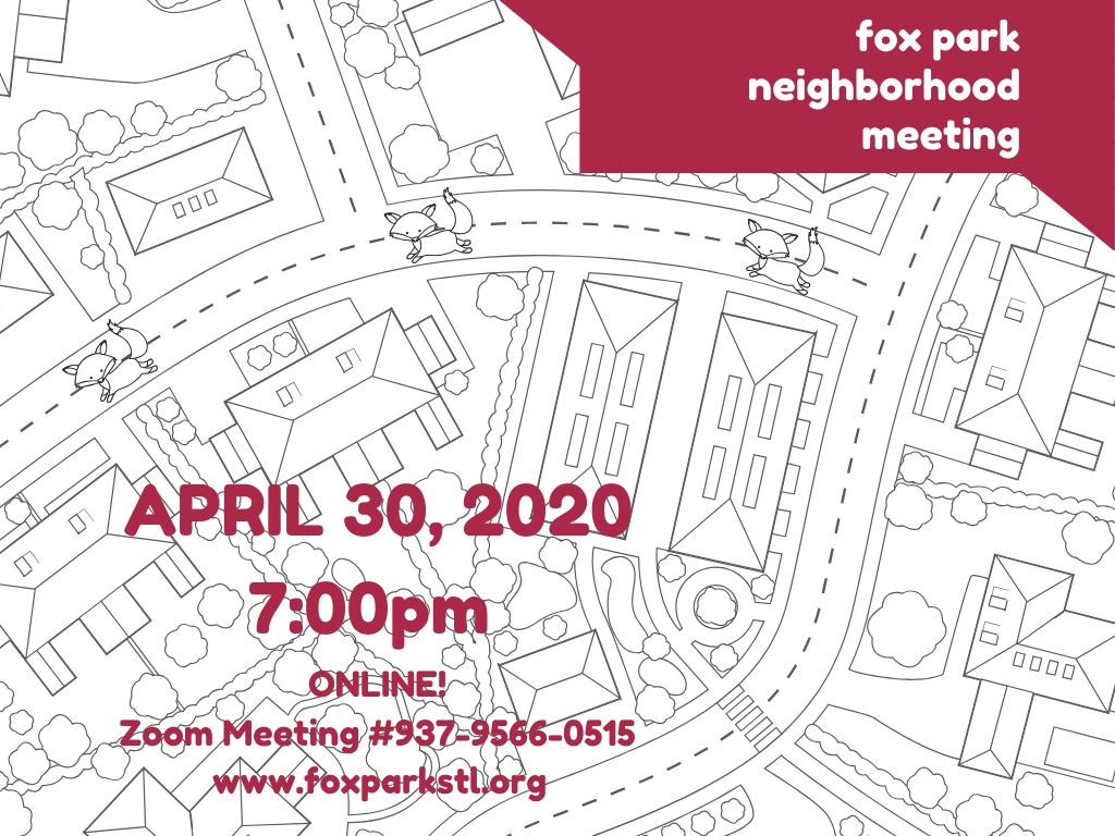 The FPNA April meeting is online on 04/30/20