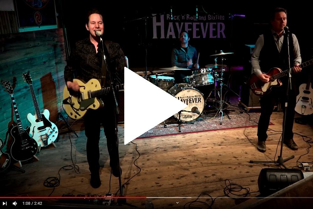 Hayfever - Keep On Running