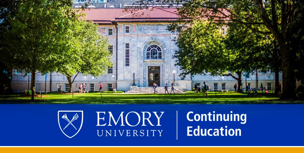 Emory Continuing Education logo