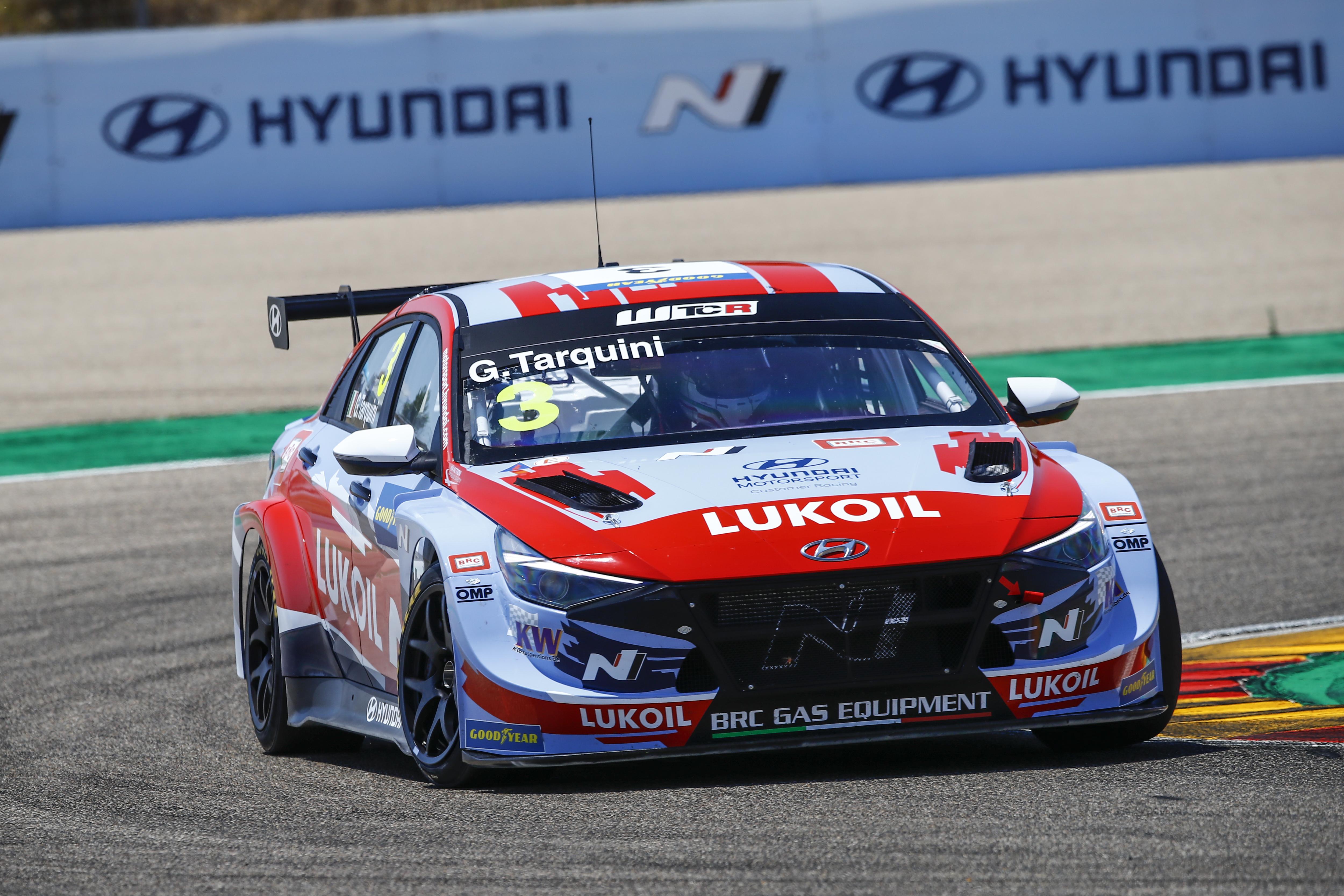 Gabriele Tarquini - WTCR Race of Spain