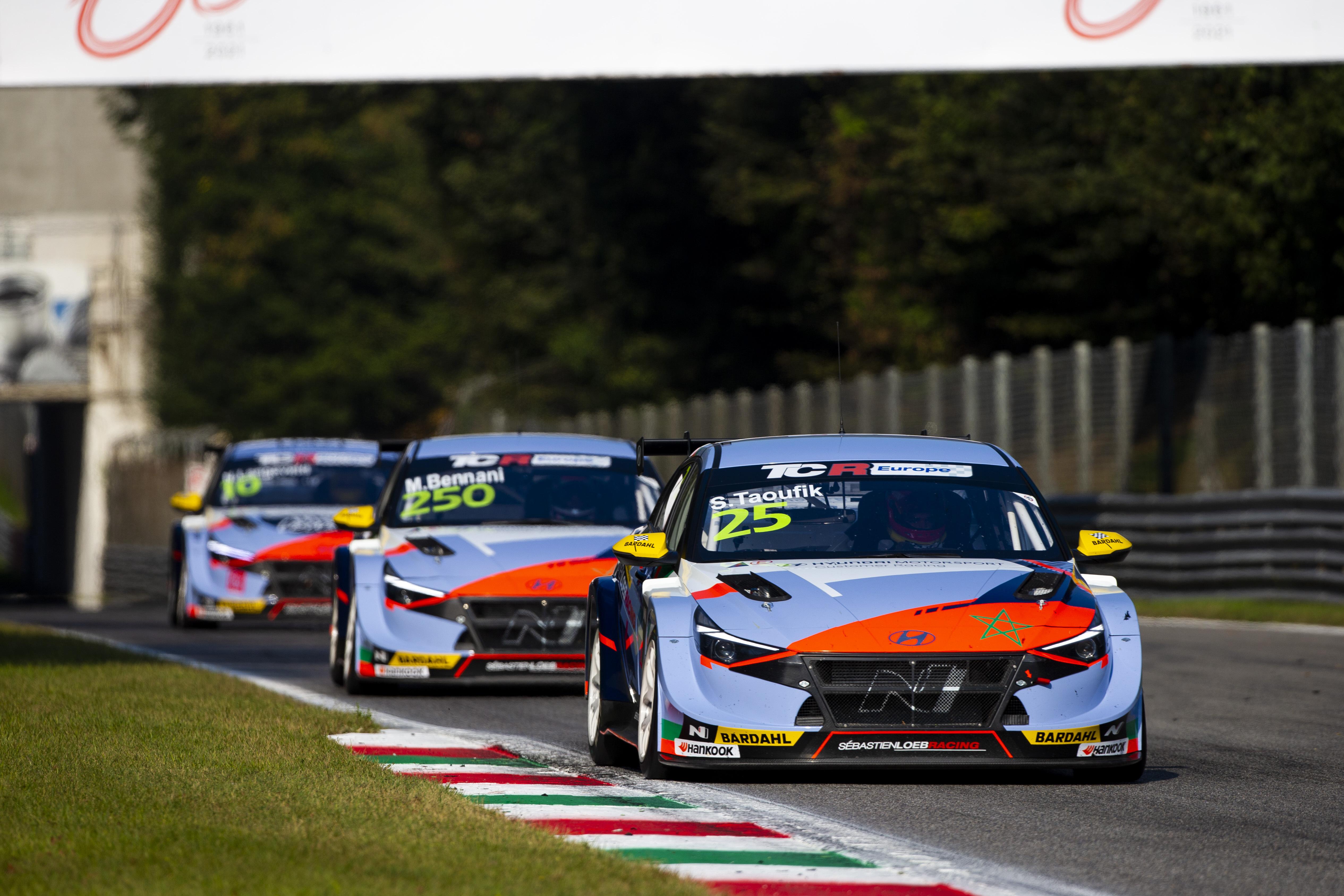 Sebastien Loeb Racing - Elantra N TCR