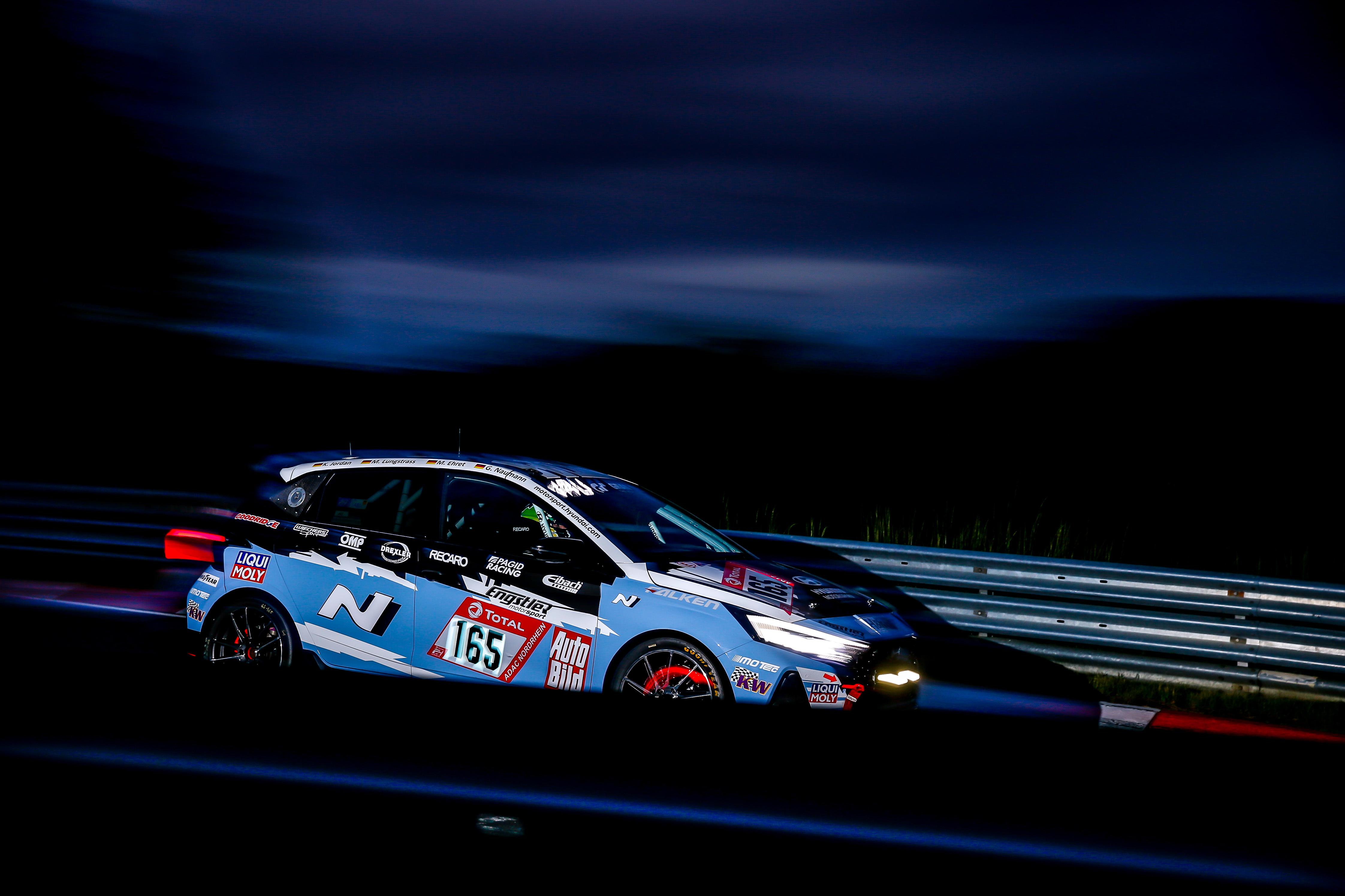 i20 N - 2021 Nürburgring 24 Hours