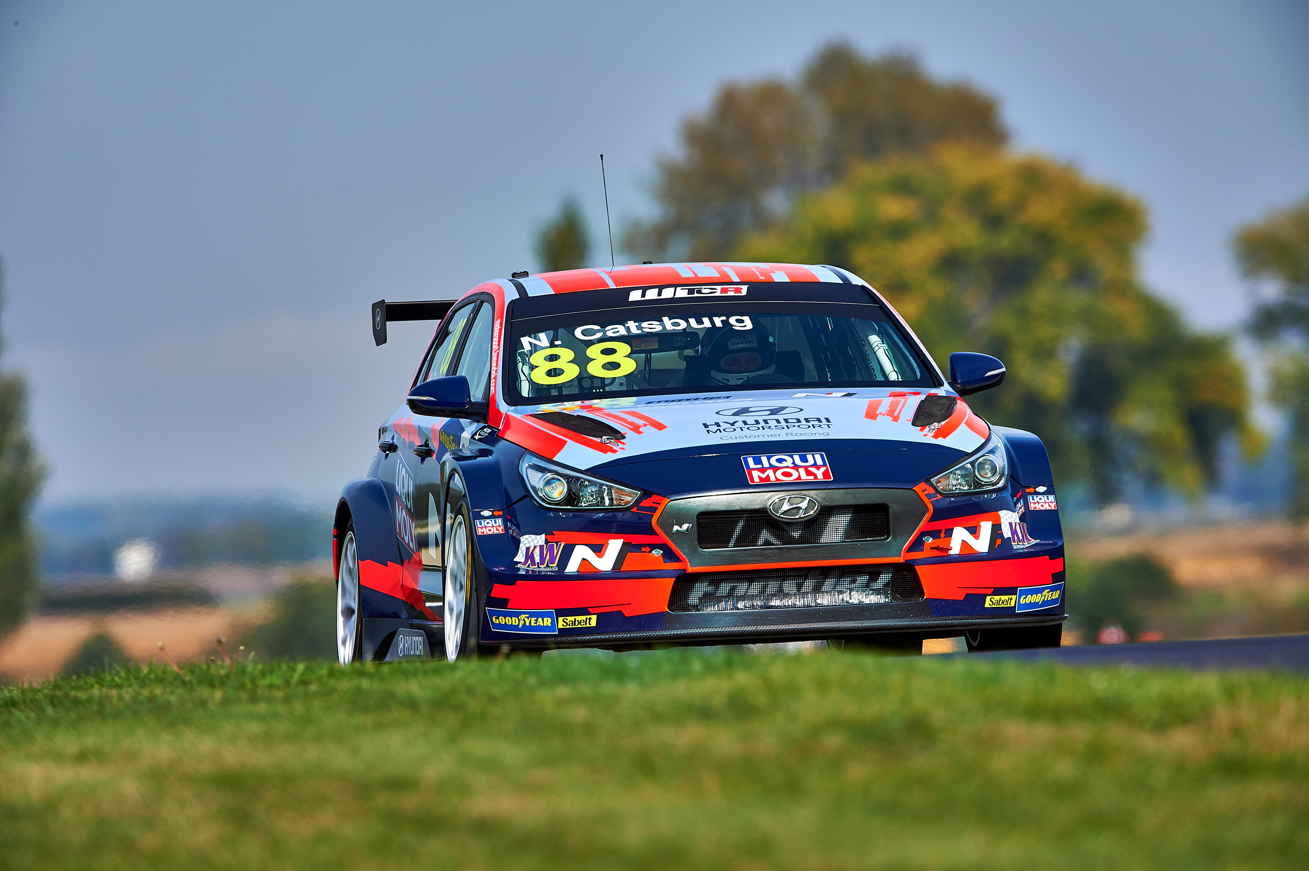 Nicky Catsburg - WTCR Race of Slovakia