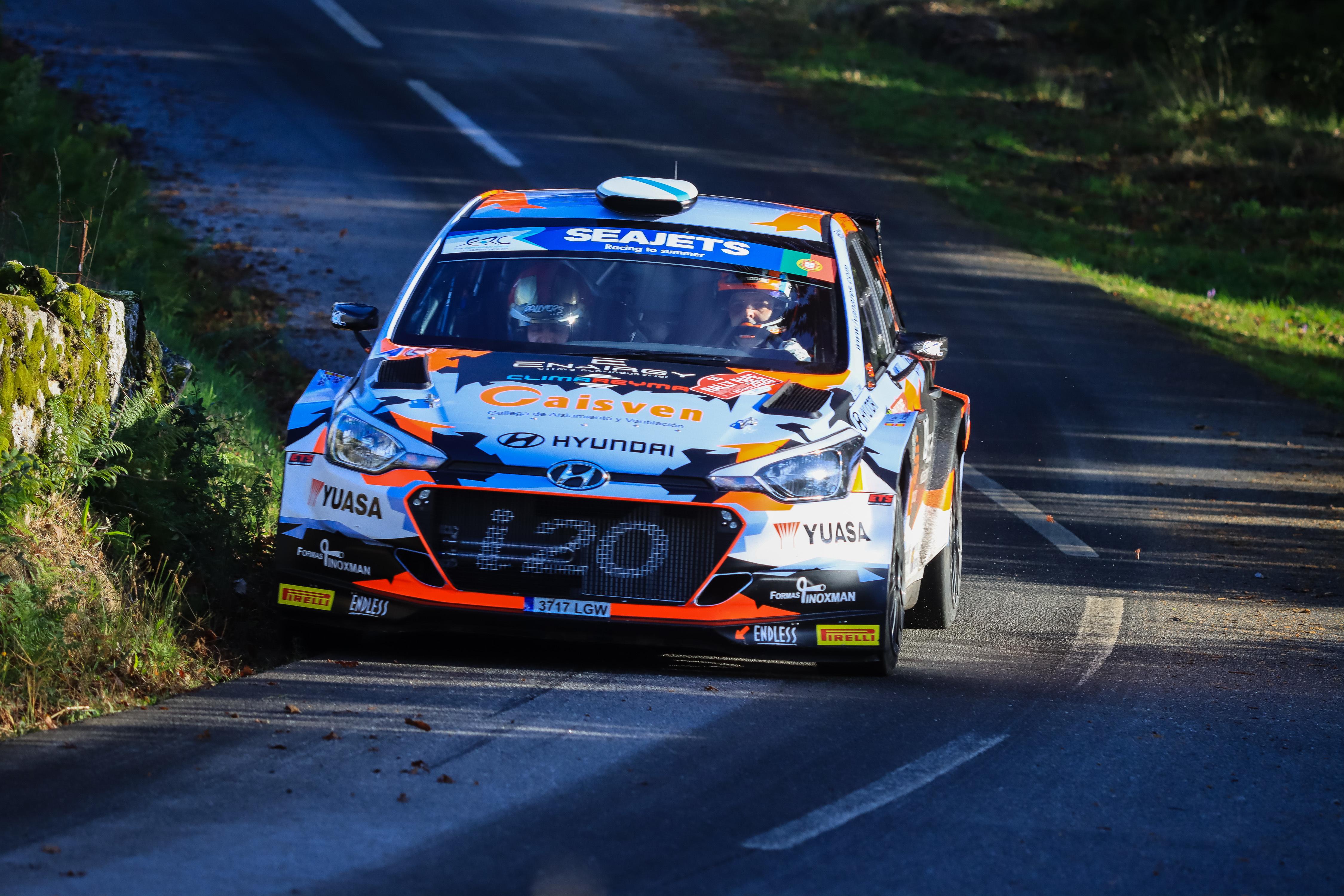 Ivan Ares - Rally Fafe Montelongo