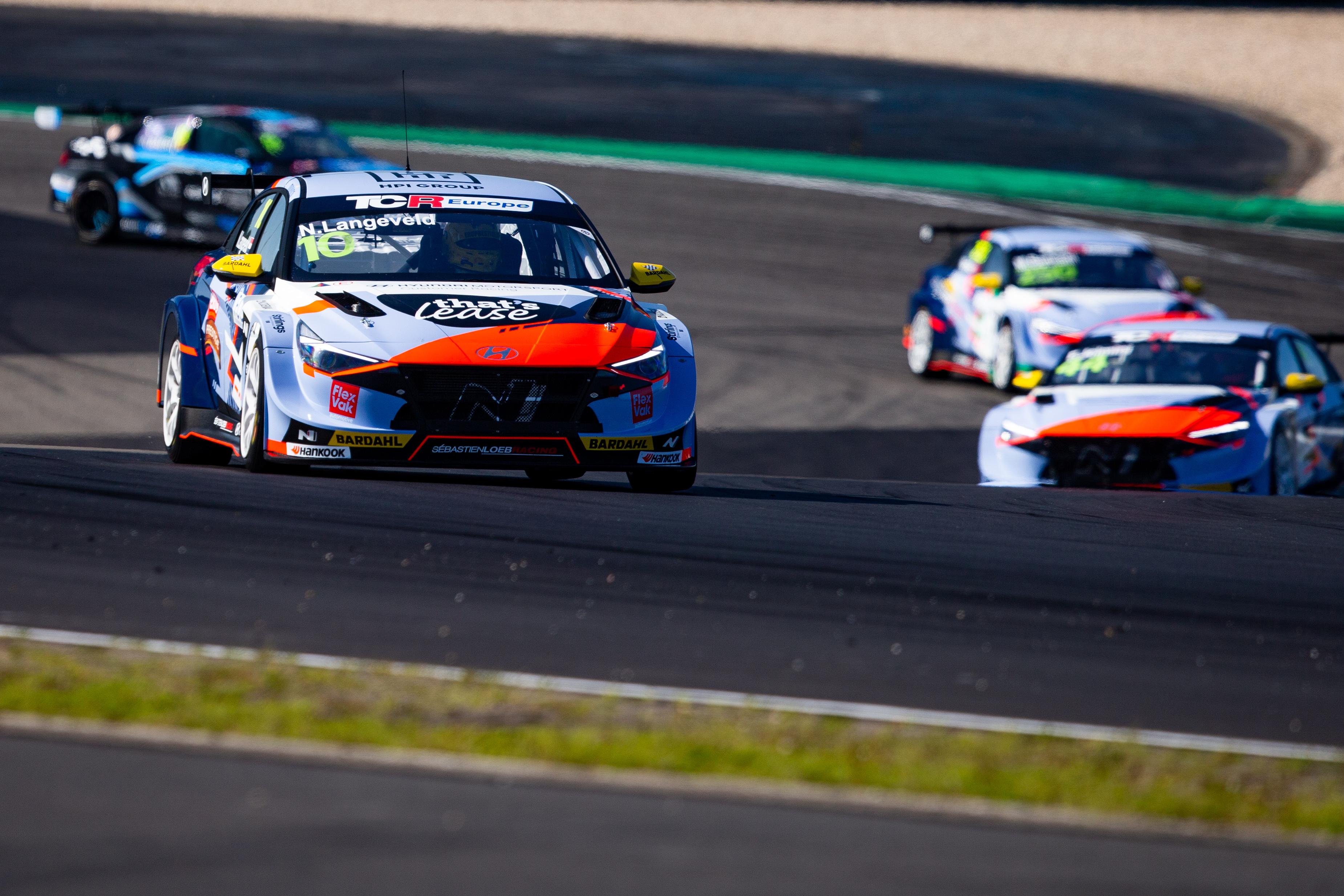 Niels Langeveld - TCR Europe - Nürburgring