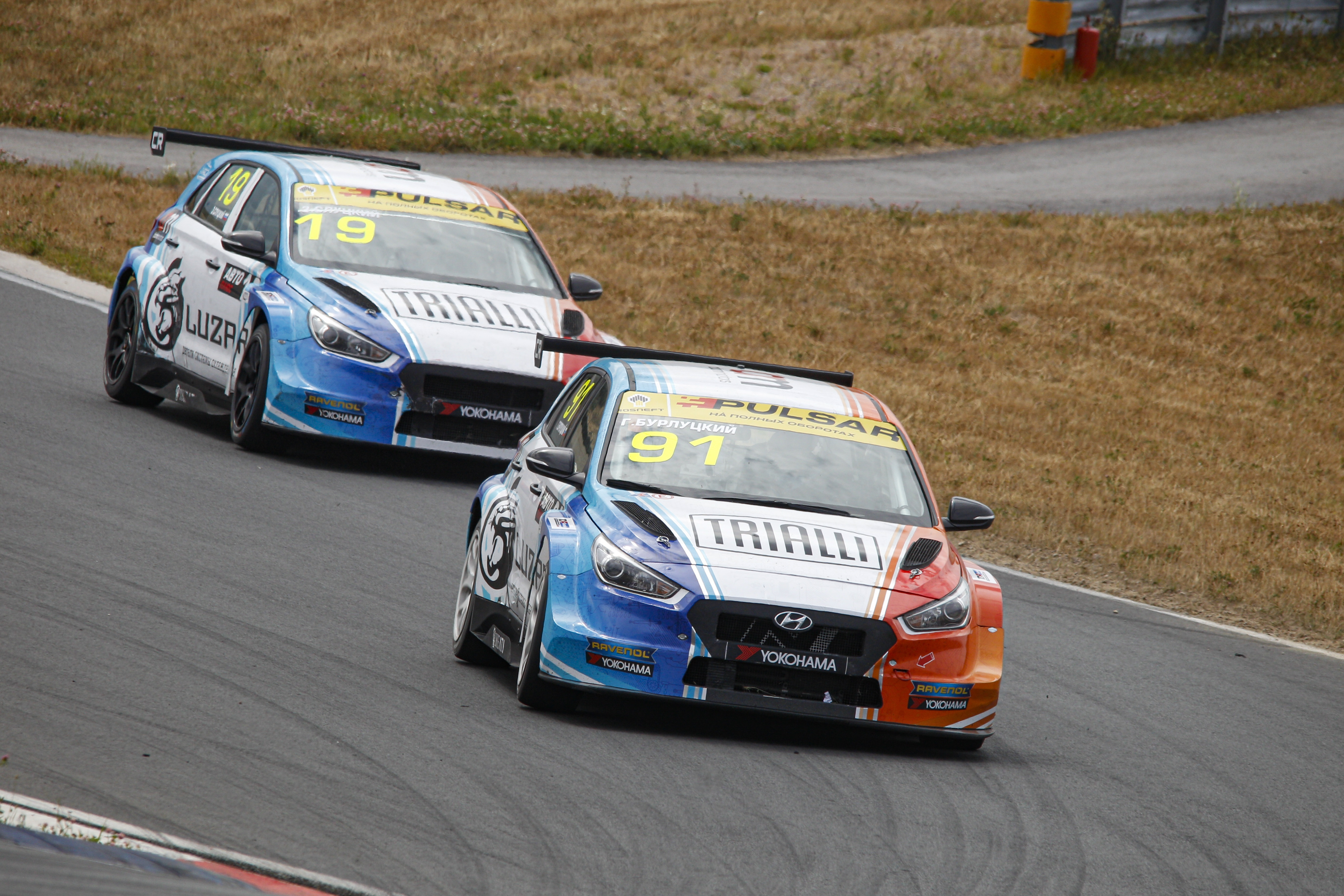 Carville Racing - TCR Russia - Igora Drive